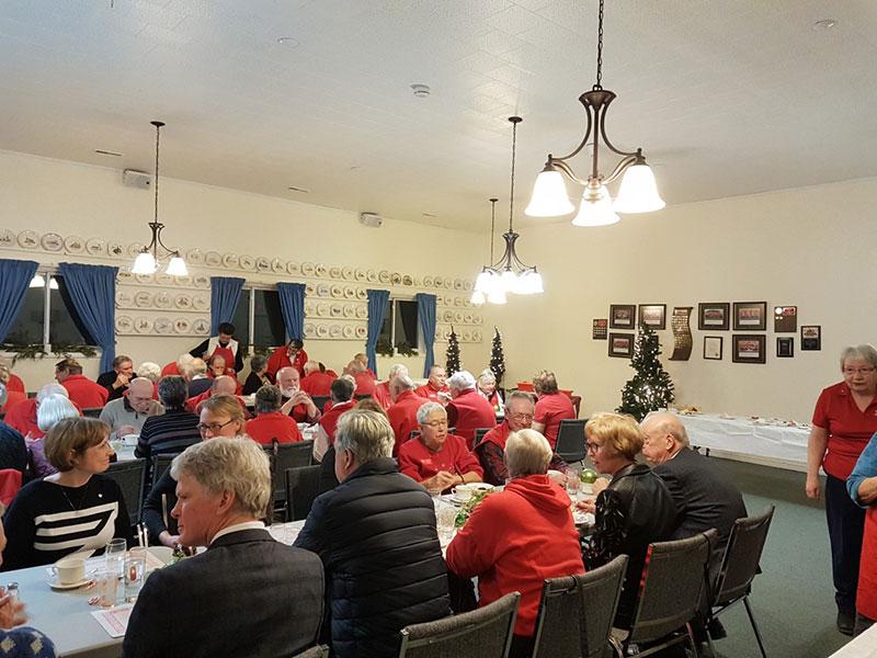 General dinner meeting